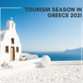TOURISM SEASON IN GREECE 2021