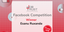 Winner Of Facebook Like Competitions