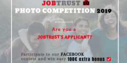 JobTrust Photo competitions 2019