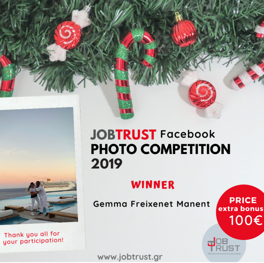 JobTrust Photo Competitions 2019 Winners
